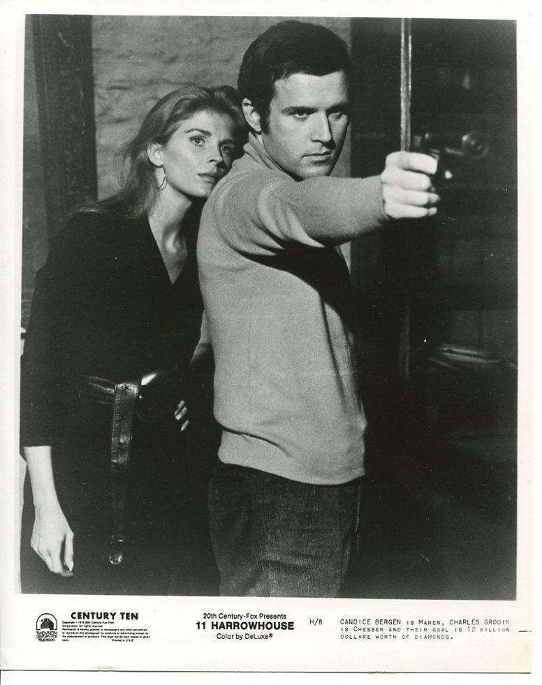 3 11 Harrowhouse Charles Grodin Candice Bergen Press Photos Movie Publicity 1974