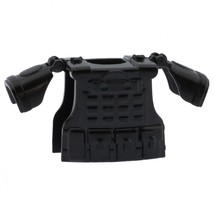 Ustom swat minifigure police army armor compatible for lego set accessories chest piece thumb200