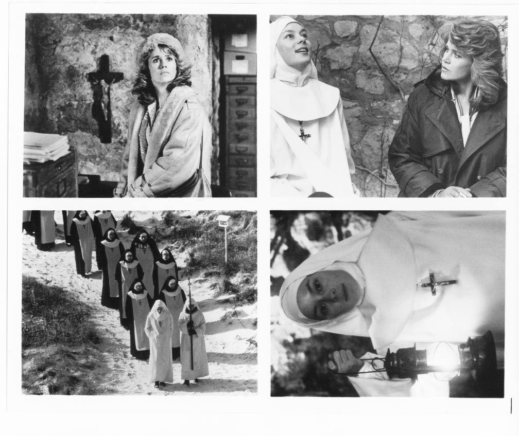 3 Agnes of God Jane Fonda Anne Bancroft Meg Tilly Press Photos Movie Film