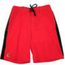 Zonal Men's Block Boardshorts Surf Water Shorts High Risk Red NEW