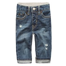 Levi's Baby Boys' Straight Fit Jeans (12M|Pch|Straight Fit Jeans) - $29.58