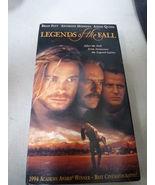 Legends of the Fall (VHS, 1995) Brad Pitt - $3.50