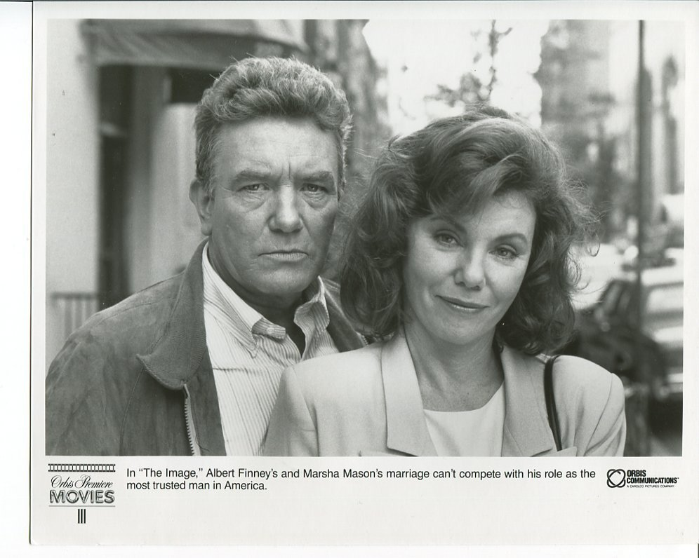 3 The Image Press Photos Albert Finney Marsha Mason John Mahooney Movie 1990