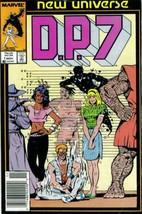 D.P.7 #1 : The Clinic (New Universe - Marvel Comics) [Comic] by Mark Gru... - $11.99
