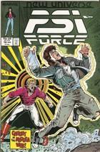 Psi-Force #18 April 1988 [Comic] by Fabian Nicieza; Ron Lim - $7.99
