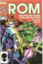 ROM #68 (Ad Infinitum) [Comic] by Mike Carlin - $9.99