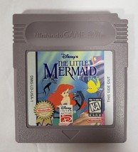 *UNTESTED* Disney's The Little Mermaid (Nintendo Game Boy, 1993) - $6.92