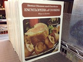 Better Homes and Gardens Complete set of 18 Encyclopedia of cooking [Har... - $82.15