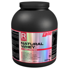 Primary image for Reflex - Natural Whey - Chocolate -2.2kg