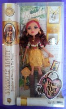 New Ever After High Rebel Rosabella Daughter of Beauty & the Beast Doll - $18.42