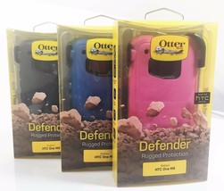 Otterbox Defender Series Cases w/Clip for HTC One M9 - 100% Authentic - $5.99