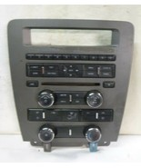 11 12 13 14 Ford Mustang Radio Control Panel Face CR3T-18A802-JA ROX3 - $32.47
