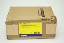 "Lot Of 5 Square D HNM4BL Panelboard Filler Blank 4.5"" Filler Plate New - $59.39"