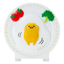 gudetama Folding Mirror SANRIO GUDETAMA Cute Rare Goods - $43.01
