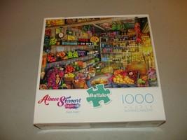 """""""Farm Fresh"""" Jigsaw Puzzle, Aimee Stewart Collection, Buffalo Games, 100... - $17.81"""