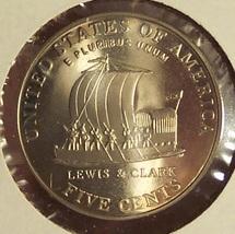 """2004-S Proof Jefferson Nickel """"Keel Boat"""" #01006 - $6.39"""