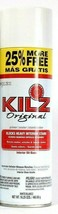 1 Cans Kilz 16.25 Oz Original Blocks Interior Stains White Oil Base Prim... - $15.99