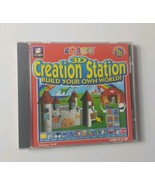 3D Creation Station Build Your Own World PC CD-ROM (2000 eGames) - $9.49