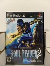 Soul Reaver 2 (Sony PlayStation 2, 2001) - $17.00
