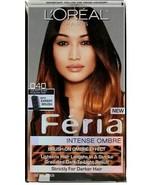 L'oreal Paris 040 Soft Black To Black Hair Feria Intense Ombre Brush On - $11.87