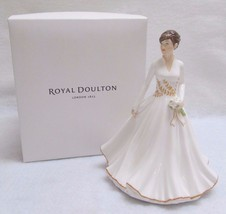 Royal Doulton Winter Wonderland Figurine - $83.44