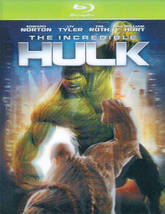 The Incredible Hulk [Blu-ray] with lenticular slipcover