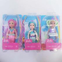 Dreamtopia Chelsea Mermaid Dolls Pink and Teal Set of 3 - $27.15