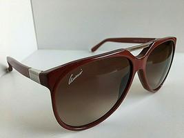 New GUCCI GG 3501/S EKJ6 58mm Red Men's Sunglasses Italy - $299.99