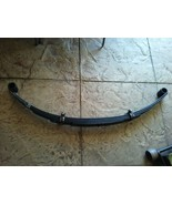 Zone Offroad J0400 Single Leaf Spring for 87-95 Jeep Wrangler 4WD Gas Mo... - $71.53