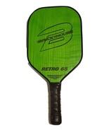 Brick*House Retro 65 Ash - Sour Apple Green Composite pickleball paddle - $110.00