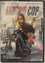 Android Cop (DVD, Brand New) The Future of Law Enforcement 686340306837 - $15.99