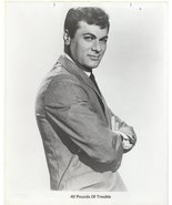 40 Pounds of Trouble Press Publicity Photo Tony Curtis Movie Film - $5.98