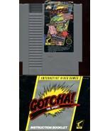 Gotcha (Super Nintendo Entertainment System, 1987) - $5.44
