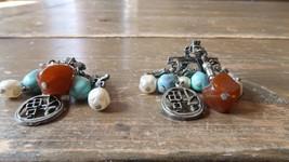 Vintage Japanese Dangle Earrings by ART - $19.79