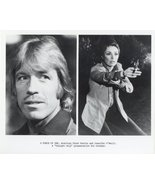 A Force of One Press Publicity Photo Chuck Norris Jennifer O'Neill Movie TV - $5.98