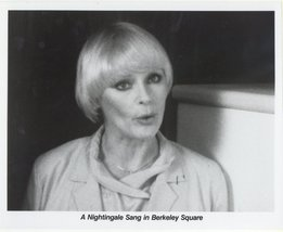 A Nightingale Sang in Berkeley Square Press Publicity Photo Elke Sommer ... - $5.98