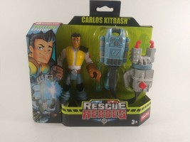 Fisher-Price Rescue Heroes Carlos Kitbash - $9.68