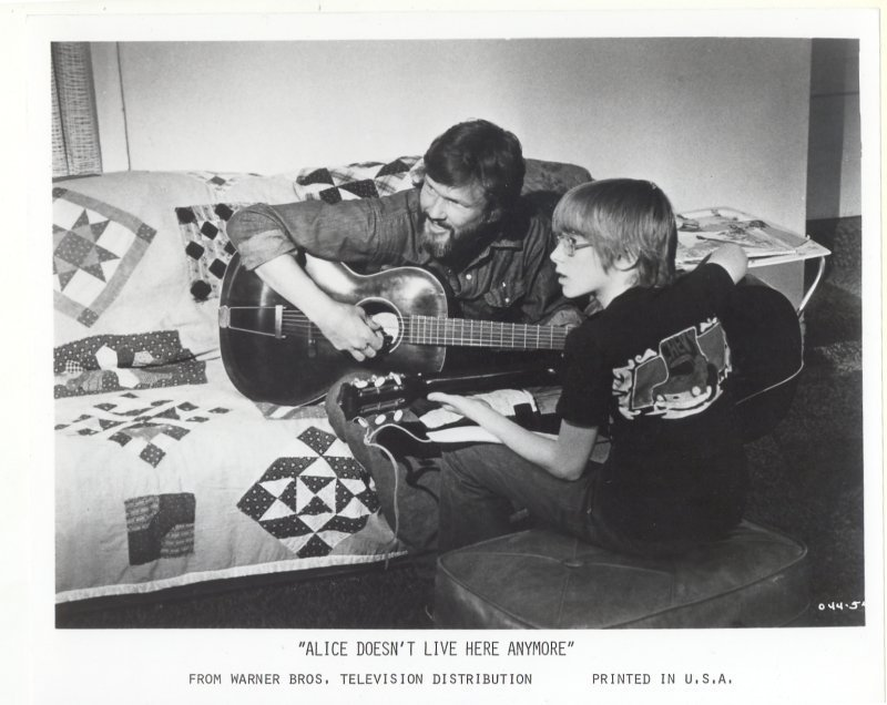 Alice Doesn't Live Here Anymore Press Photo Kris Kristoferson Alfred Lutter