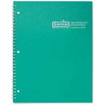 House of Doolittle 2019-2020 Monthly Planner, Academic, Bright Green, 8.... - $10.71
