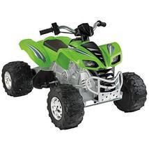 Power Wheels Kawasaki KFX, Green - $255.99