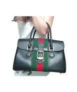 Authentic Vintage Gucci Weekender Satchel Bag - $1,750.00