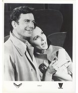 Charly Press Publicity Photo Cliff Robertson Claire Bloom Movie Film - $5.98