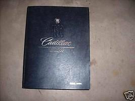 1993 GM Cadillac Fleetwood Service Réparation Atelier Manuel RWD OEM - $79.14