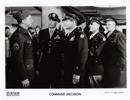 Command Decision Walter Pidgeon Clark Gable Brian Donlevy Press Photo Movie - $5.99