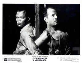 Die Hard With a Vengeance Bruce Willis Samuel L. Jackson  Press Photo Movie - $5.99