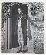 Doctor Dolittle Press Publicity Photo Rex Harrison Standing Parrot Movie... - $5.98