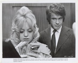 Dollars Heist $ Press Publicity Photo Warren Beatty Goldie Hawn Film Movie - $5.98