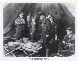 Fighting 69th James Cagney Pat O'Brien Alan Hale Press Promo Photo Jimmy - $5.98