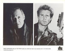 Firehead Christopher Plummer Martin Landau Press Photo Movie Still SciFi - $5.99