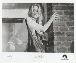 Foul Play Press Publicity Photo Goldie Hawn Movie Film - $5.98